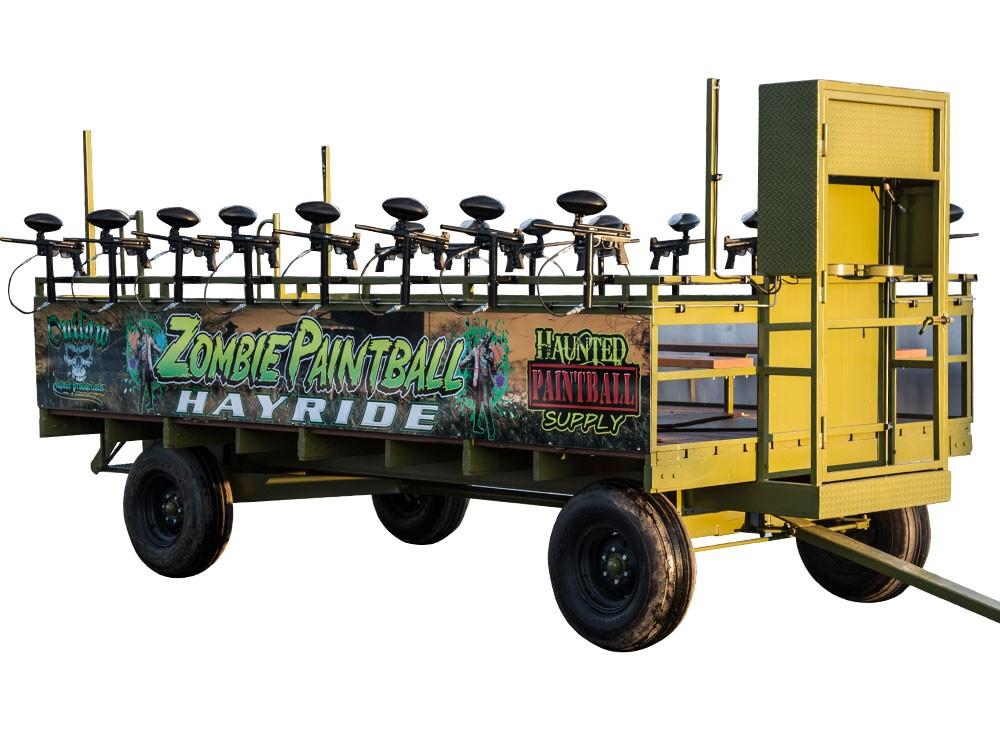 16ft Wagon